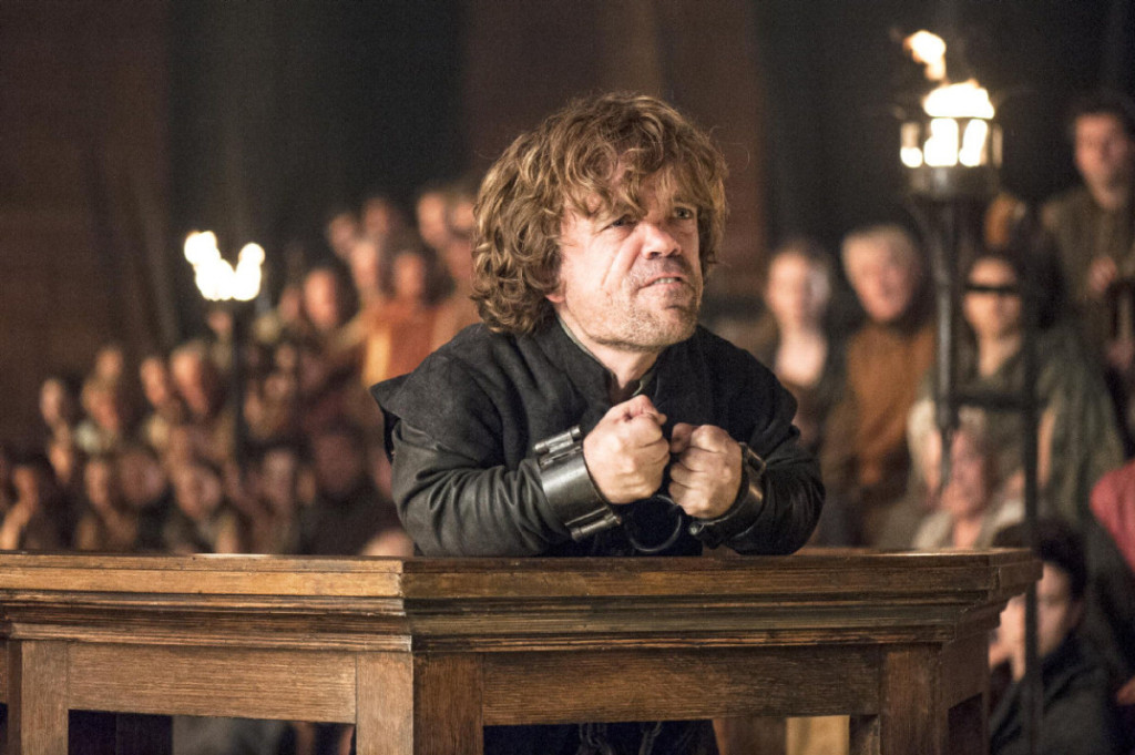 MAILMASTER  Subject: Game of Thrones On 2014-05-12, at 3:11 PM, Yeo, Debra wrote: Tyrion Lannister (Peter Dinklage) was back in the May 11 episode of Game of Thrones and there was drama. HELEN SLOAN/HBO  Tyrion Lannister.jpg