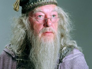 Curiosidades de Harry Potter dumbledore
