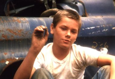 STAND BY ME, River Phoenix, 1986