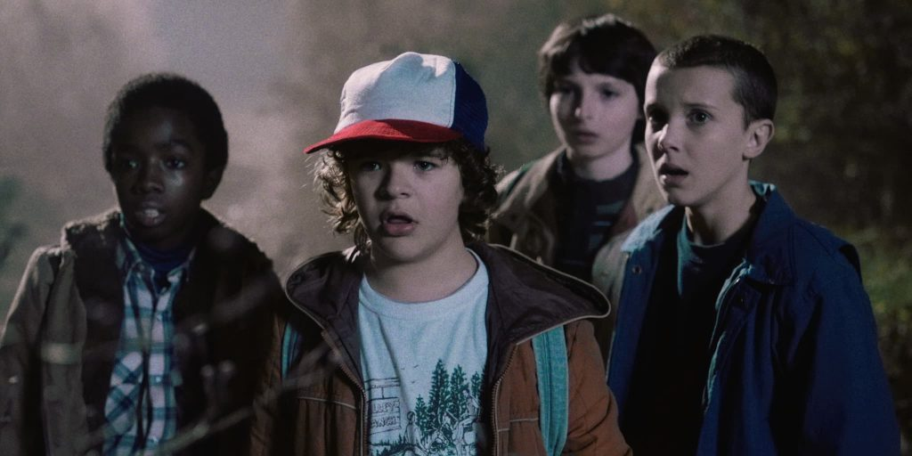 Stranger-Things-Group-Proyector