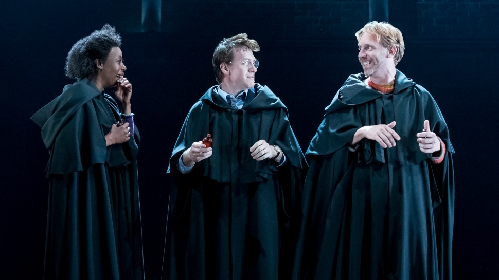 Harry Potter and the Cursed Child - 2