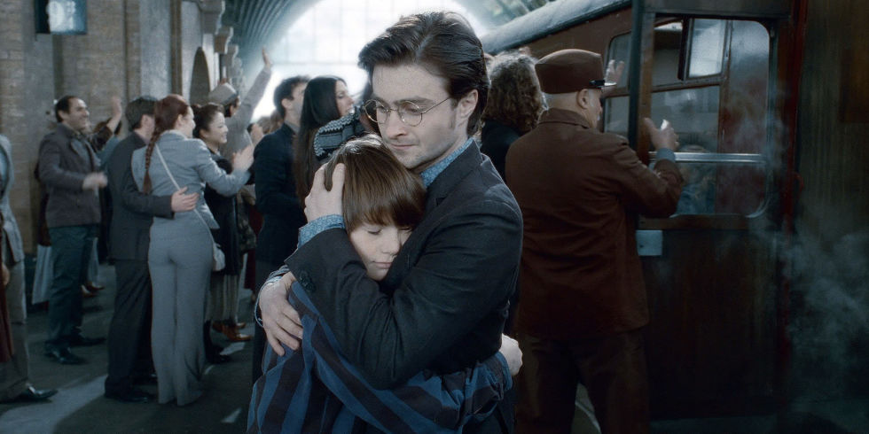 Harry Potter and the Cursed Child - 4
