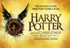 Harry Potter and the Cursed Child - PORTADA