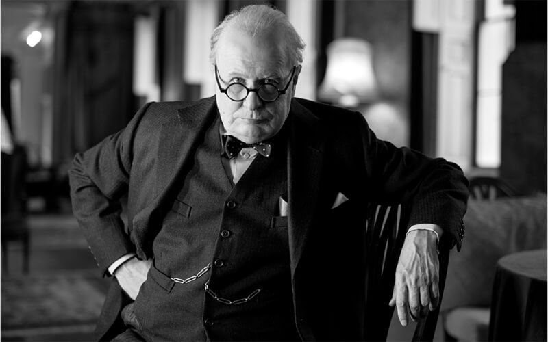 Darkest Hour. Joe Wright / Gary Oldman